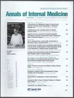 Unser Team | Prof. Dr. Holger Hebart - Annals of Internal Medicine