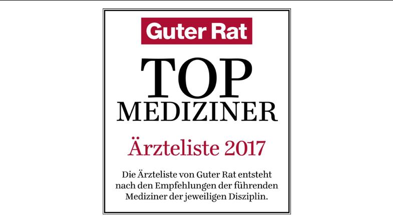 Prof. Dr. Holger Hebart - Guter Rat 2017