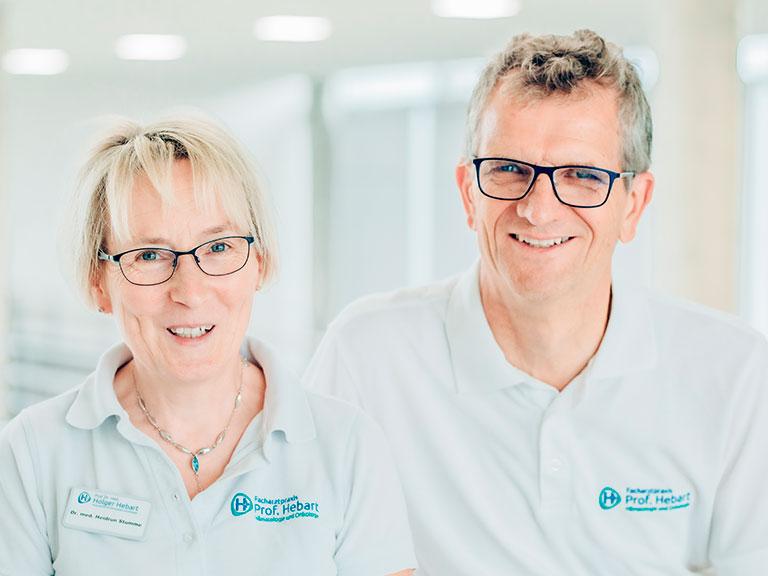 Hebart & Stumme | Prof. Dr. med. Holger Hebart