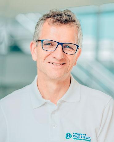 Prof. Dr. med. Holger HebartProf. Dr. med. Holger Hebart