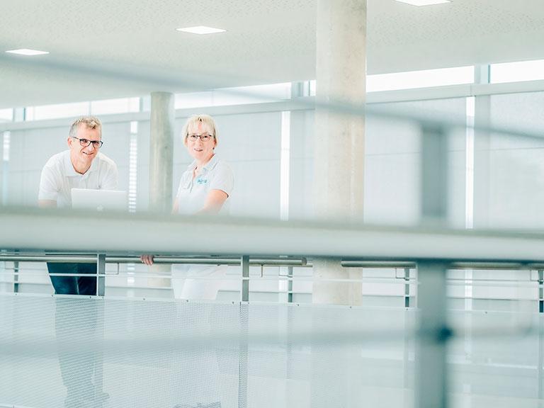 Wissenschaft & Innovation | Prof. Dr. med. Holger Hebart