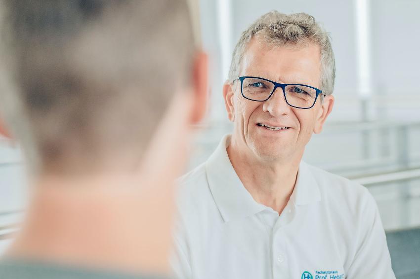 Prof. Dr. med. Holger Hebart | Guter Rat